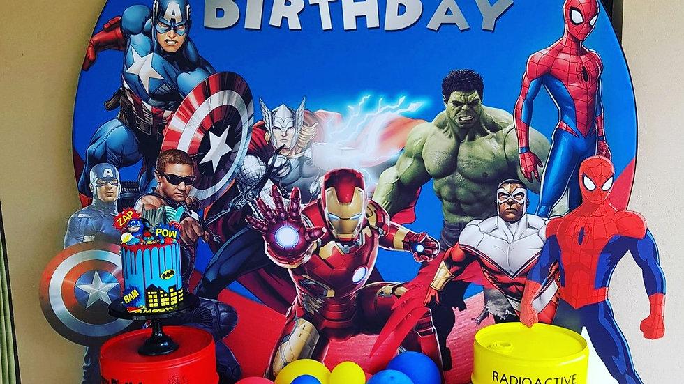 Super Hero - Avengers