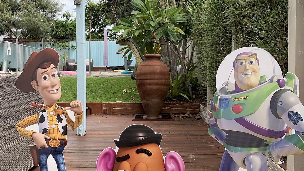 Toy Story Cutouts