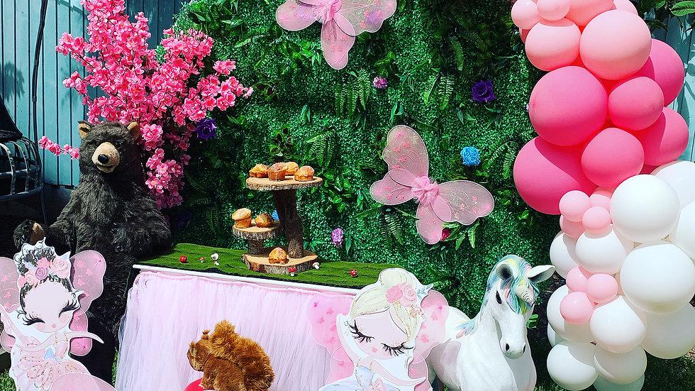 Fairy Unicorn Theme