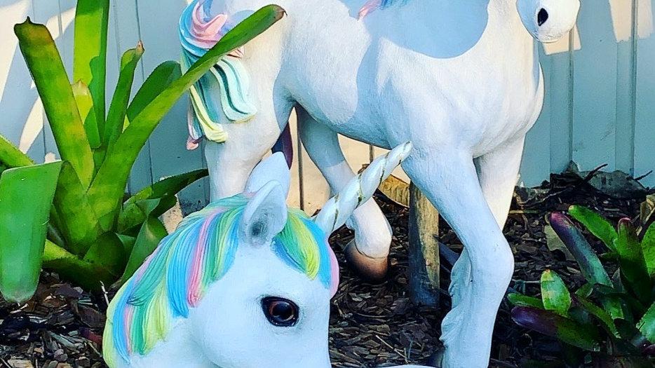 Fiberglass Unicorns