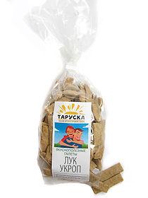 Галты с луком и укропом  Таруска Taruska
