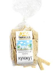 Галеты с кунжутом Таруска Taruska