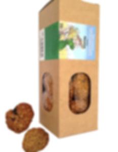 Натурльное печенье, этичные продукты, здоровая еда, овсянка Био