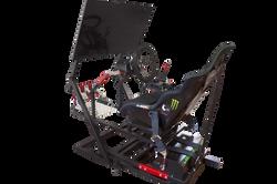 Simulador 3dof 150kg