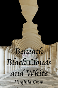Beneath Black Clouds and White Book Cove