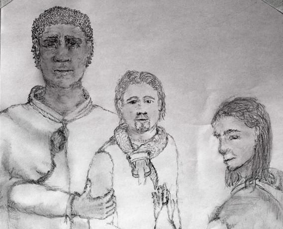 Lali, Deighton and Siffrig
