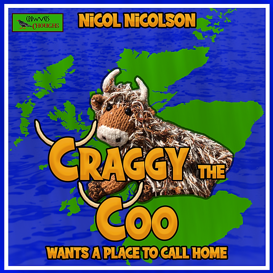 Craggy the Coo Wants a Place to Call Home