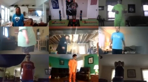Live Interactive Zoom Workouts