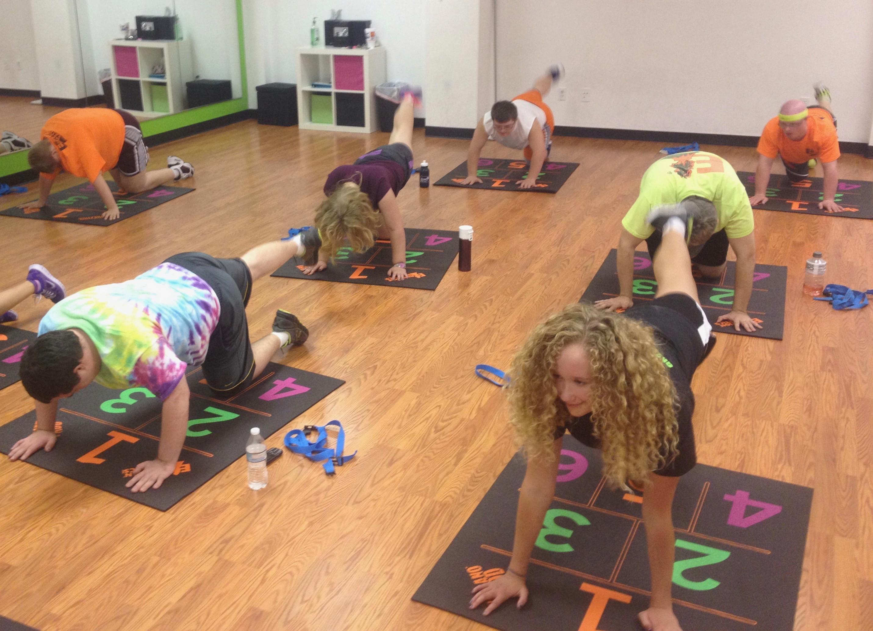 Virtual Yoga/Stretching
