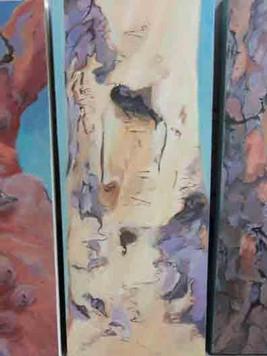 Australian Trees (triptych)