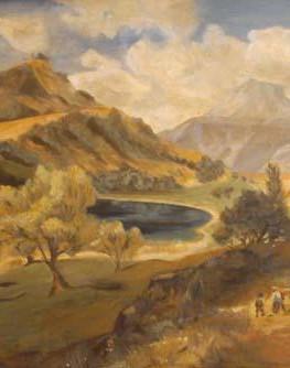 Le Mont d'Orge d'apres Joh. Steffen
