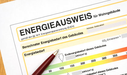 Energieausweis Steinberger