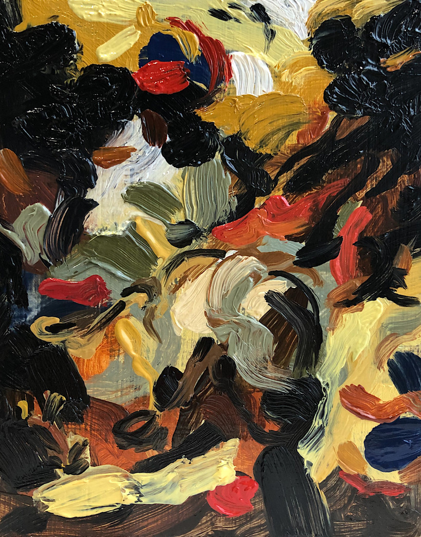 untitled (autumn melt)