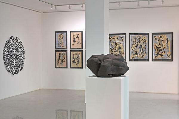 Eigenlicht Exhibition View