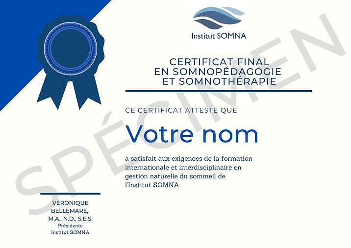 Certificat Somnothérapie Spécimen.jpg