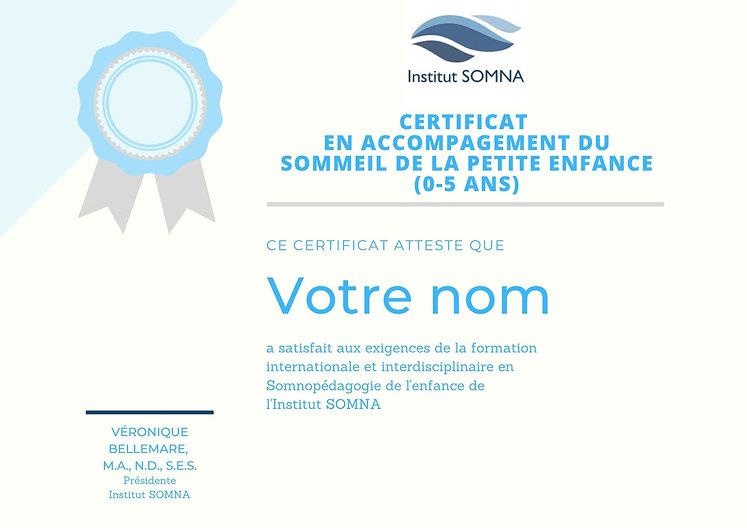 Certificat FINAL Accompagnement du somme