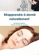 Livre Réapprendre à dormir naturellement