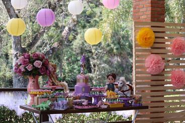 Festa Rapunzel