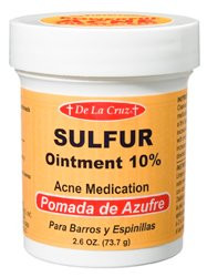 Is Sulfur the Answer to Your Acne?