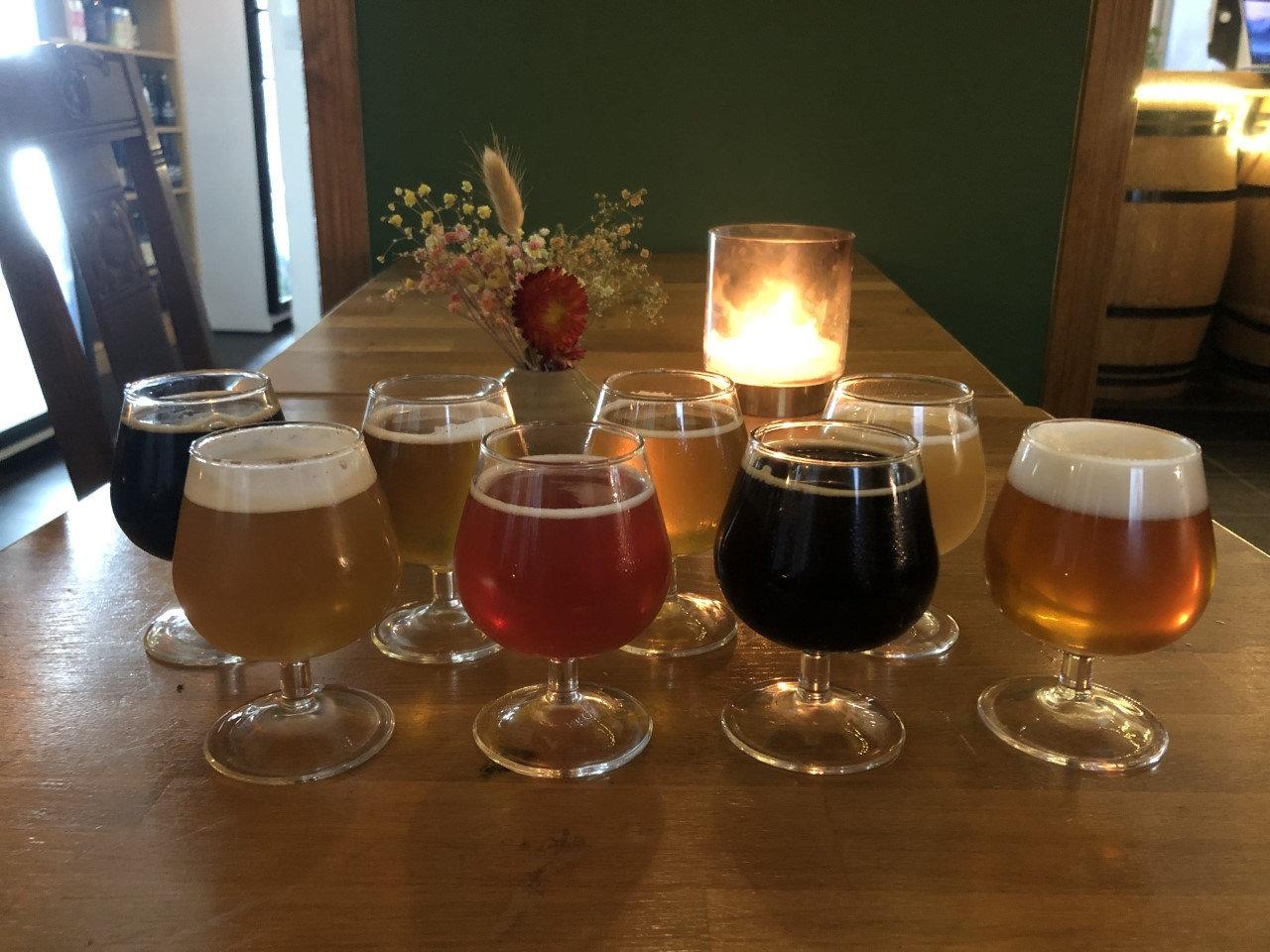 Ølsmagning - Next level