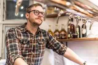 Mød din Bartender - Erik
