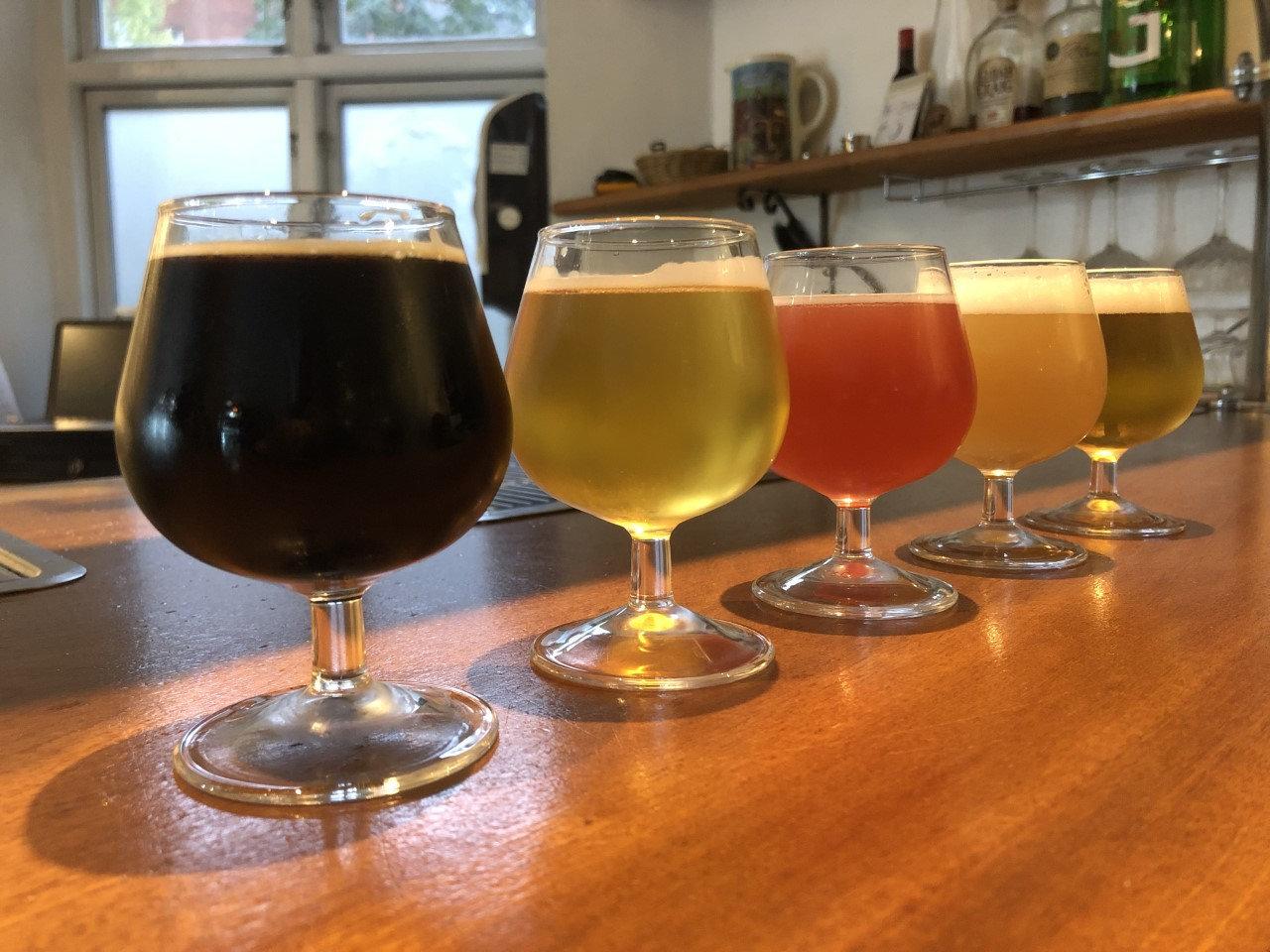 Ølsmagning - Intro til øl