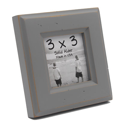 3x3 Moab Picture Frame - Grey