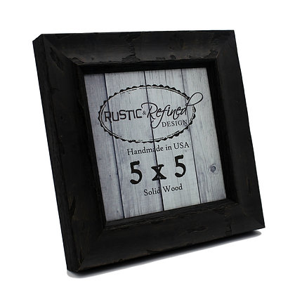 5x5 Yosemite Country Frame -Black