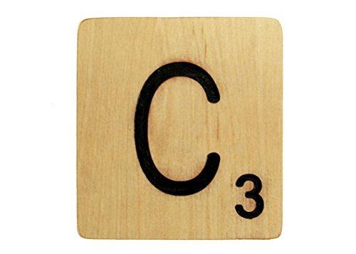 5x5 Scrabble Tile C