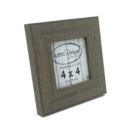 4x4 Country Colors Frame - Whiskey Brown