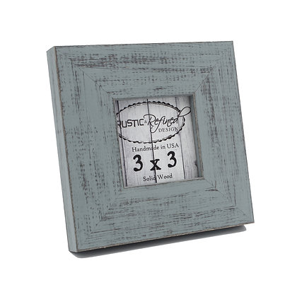 3x3 Country Colors Frame - Dixie Grey