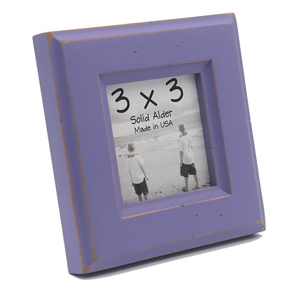 3x3 Moab Picture Frame -  Purple