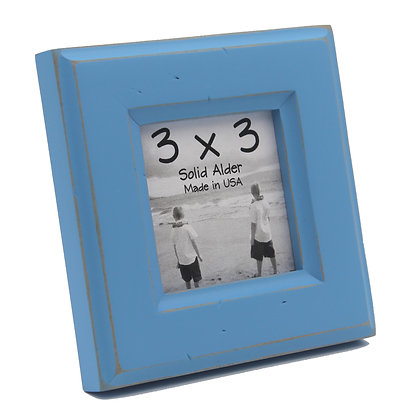 3x3 Moab Picture Frame - Baby Blue