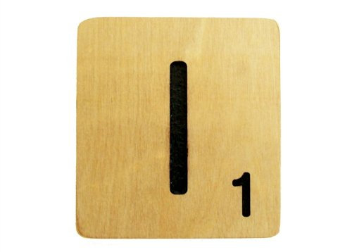 9x9 Scrabble Tile I