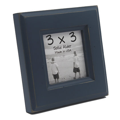 3x3 Moab Picture Frame - Navy Blue