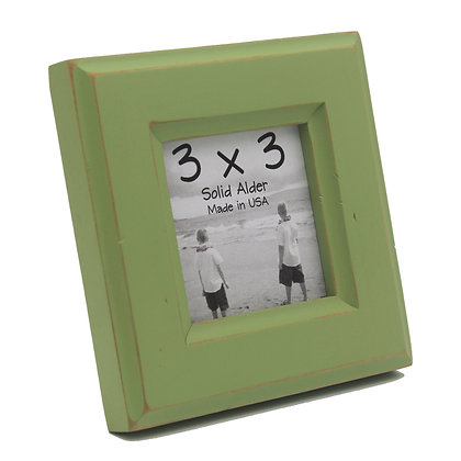 3x3 Moab Picture Frame - Green Apple