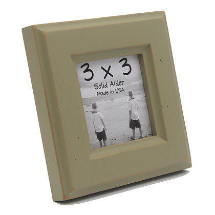 3x3 Moab Picture Frame - Olive