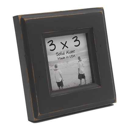 3x3 Moab Picture Frame - Charcoal