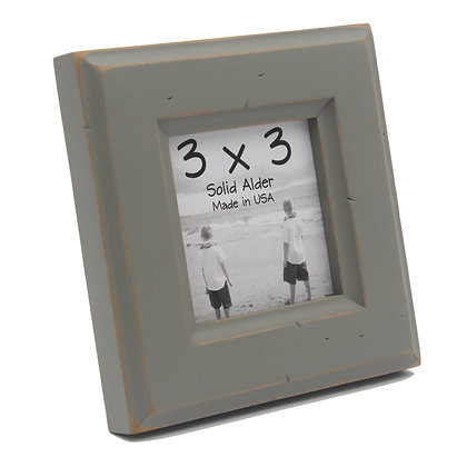 3x3 Moab Picture Frame - Grey Green