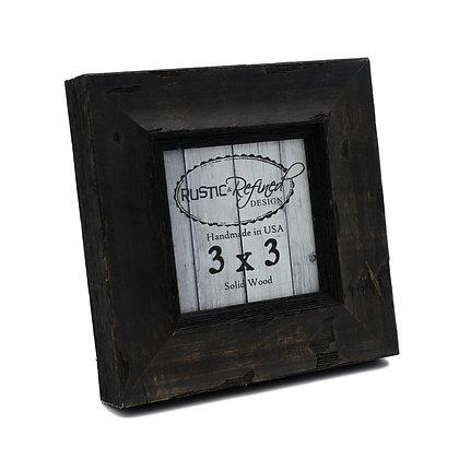 3x3 Yosemite Country Frame - Black