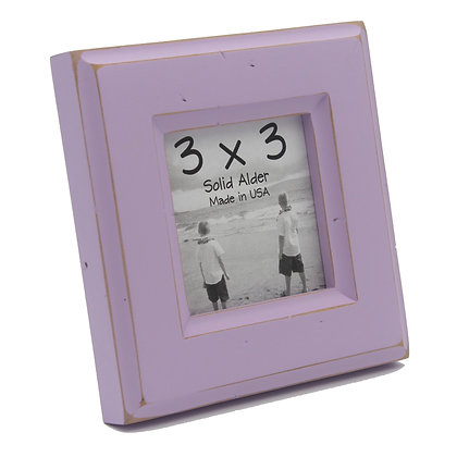 3x3 Moab Picture Frame - Lavender