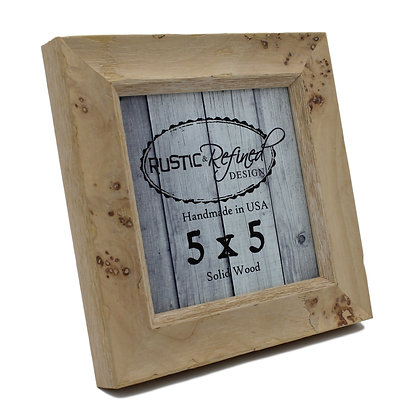 5x5 Yosemite Country Frame -Antique White