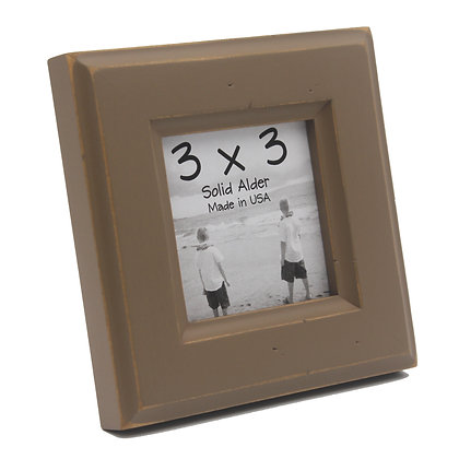 3x3 Moab Picture Frame - Mocha