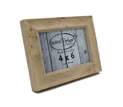 4x6 Yosemite Country Frame - Antique White