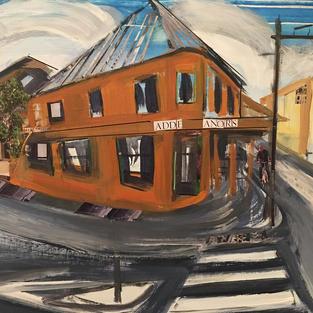 Badde Manors Cafe, Sydney