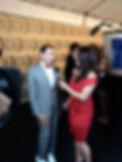 Leila Sbitani, Pee Wee Herman, TV land awards