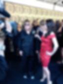 Penny Marshall, Leila Sbitani, TV Land Awards
