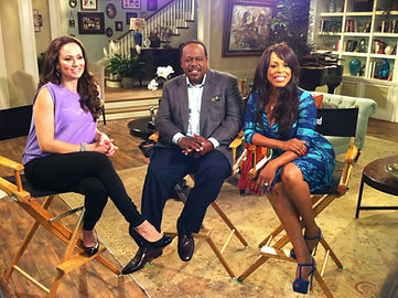 Cedric The Entertainer,Niecy Nash, Leila Sbitani, Best Night In, TV Land