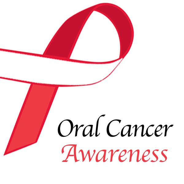oral cancer ribbon