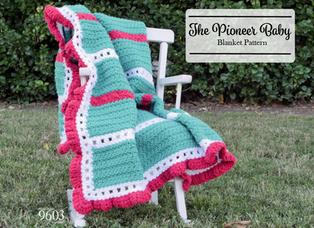 The Pioneer Baby Blanket